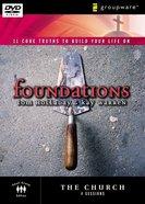 Foundations: Church DVD DVD
