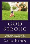 God Strong Paperback
