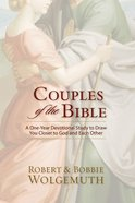 Couples of the Bible Hardback