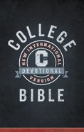 NIV College Devotional Bible (Black Letter Edition) Hardback