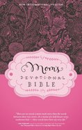 NIV Mom's Devotional Bible (Black Letter Edition) Hardback
