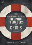 Volunteer's Guide to Helping Teenagers in Crisis (Dvd) DVD