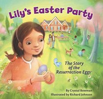Lilys Easter Party