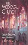 The Medieval Church Paperback