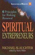 Spiritual Entrepreneurs Paperback