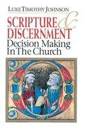 Scripture & Discernment Paperback