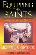 Equipping the Saints Paperback