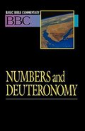 Numbers and Deuteronomy (#03 in Basic Bible Commentary Series)