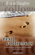 Real Followers Paperback