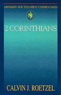 2 Corinthians (Abingdon New Testament Commentaries Series)