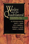 Wesley and the Quadrilateral Paperback