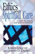 Ethics and Spiritual Care Paperback