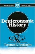 Deuteronomic History