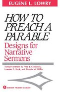 How to Preach a Parable (Abingdon Preacher's Library Series)
