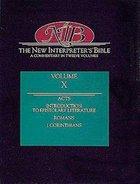 Acts-1 Corinthians (#10 in New Interpreter's Bible Series) Hardback