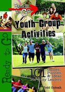 Ready to Go: Youth Group Activities (Incl Cd-rom)