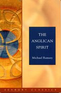 The Anglican Spirit Paperback