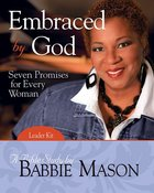 DVD, Participant Book, Leader Guide (Leader Kit) (Embraced By God Series) Pack