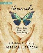 Namesake: When God Rewrites Your Story (Boxed Kit) Pack