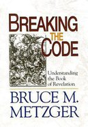 Breaking the Code Planning Kit Paperback