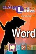 Claim the Life Semester 1: Word Youth Youth (Student Bookzine)