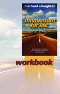 Momentum For Life (Workbook) Paperback