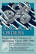 Anglican Orders Paperback
