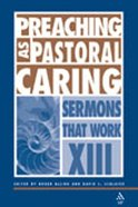 Preaching as Pastoral Caring