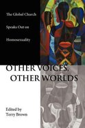 Other Voices Other Worlds Paperback