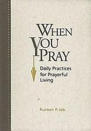 When You Pray Hardback