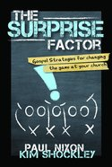 The Surprise Factor Paperback