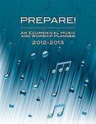 Prepare! 2012-2013 Spiral