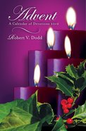 Advent (Large Print) (2012)