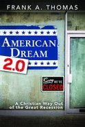American Dream 2.0 Paperback