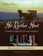 Her Restless Heart (Leader Guide) Paperback