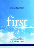 First Devotional Paperback