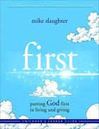 First (Children's Study) Paperback