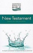 Ceb Common English Bible New Testament Paperback