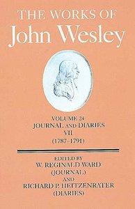 The Works of John Wesley (Vol 24)
