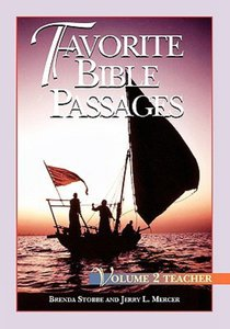 Favorite Bible Passages Volume 2 (Leaders Guide)