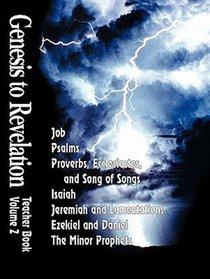Job-Malachi (Leader Guide) (Genesis To Revelation Series)