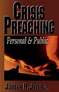 Crisis Preaching