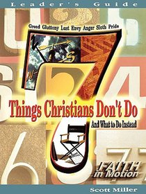 7 Things Christians Dont Do (Leaders Guide)