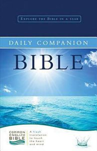 Ceb Daily Companion Bible