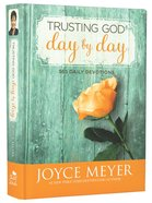 Trusting God Day By Day Hardback