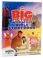 The Big Picture Interactive Bible Storybook Hardback