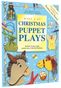 Make and Do Christmas Puppet Plays