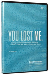You Lost Me (Dvd)
