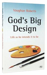 Gods Big Design (New Larger Format)