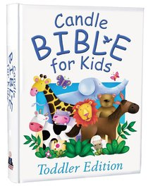 Candle Toddler Bible For Kids (Candle Bible For Toddlers Series)